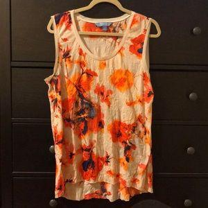 Simply Vera Wang Beautiful flow blouse